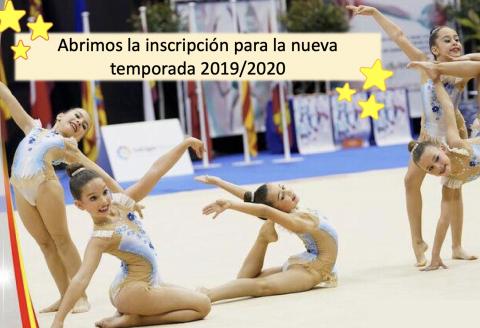 Apúntate en el nuevo curso al Club María Barbeito