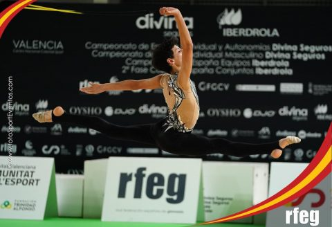 Rubén y Aaron finalizan la temportada en el Campeonato Nacional Masculino volviendo a emocionarnos